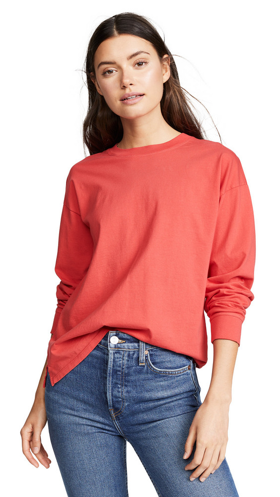AYR Jacuzzi T-Shirt in red