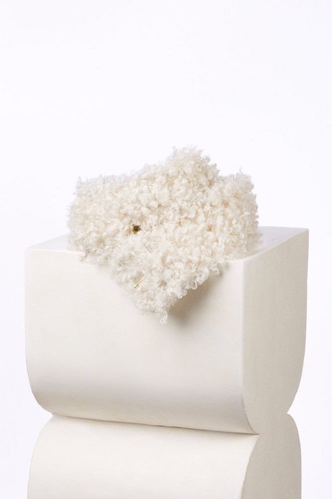 Cult Gaia Estelle Belt - Off White                                                                                               $118.00