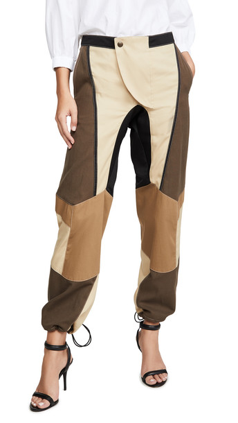 TRE by Natalie Ratabesi The Hera Pants in neutral / multi