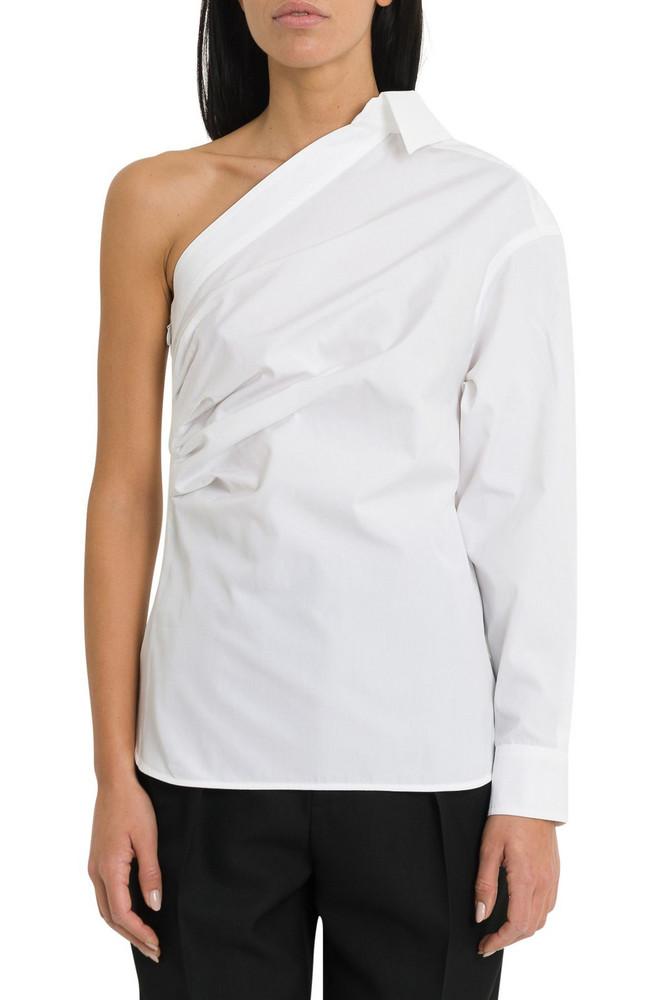 Max Mara Jack Shirt in bianco