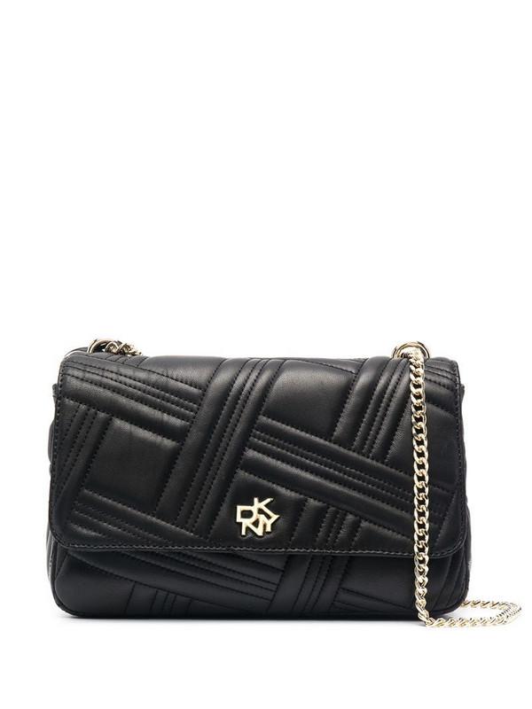 DKNY Alice shoulder bag in black