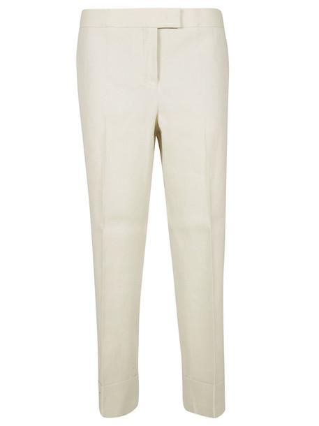 Fabiana Filippi Classic Trousers in beige