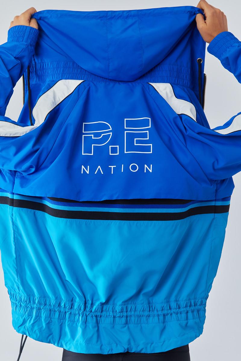 P.E Nation Trackbar Jacket