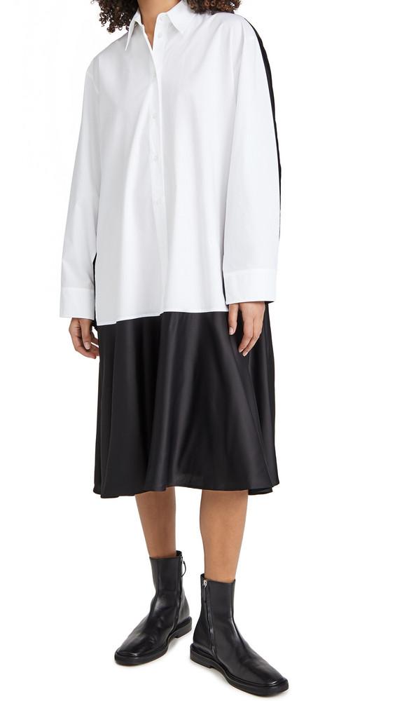 MM6 Maison Margiela Vestito Dress in black / white