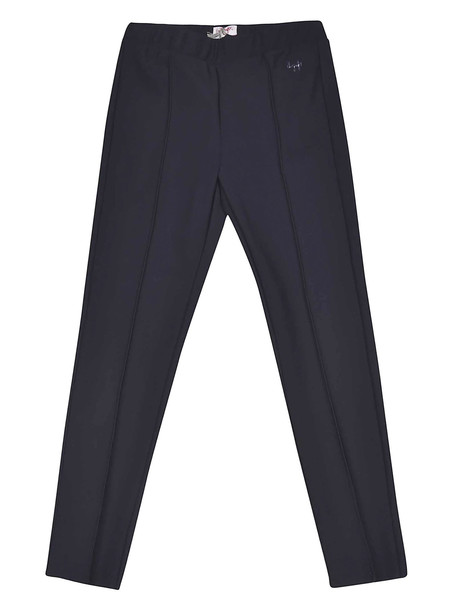 Il Gufo Pleated Trousers in blue