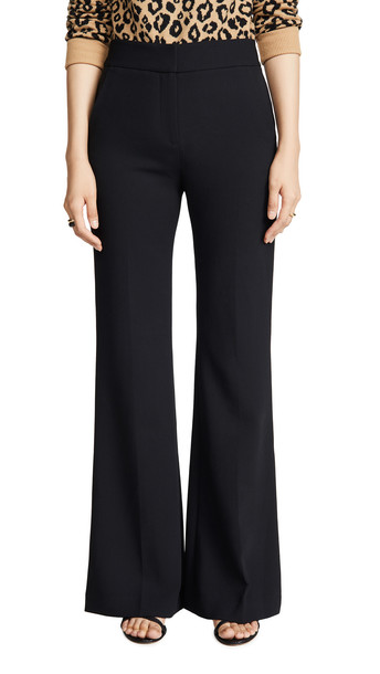 Veronica Beard Lebone Pants in black