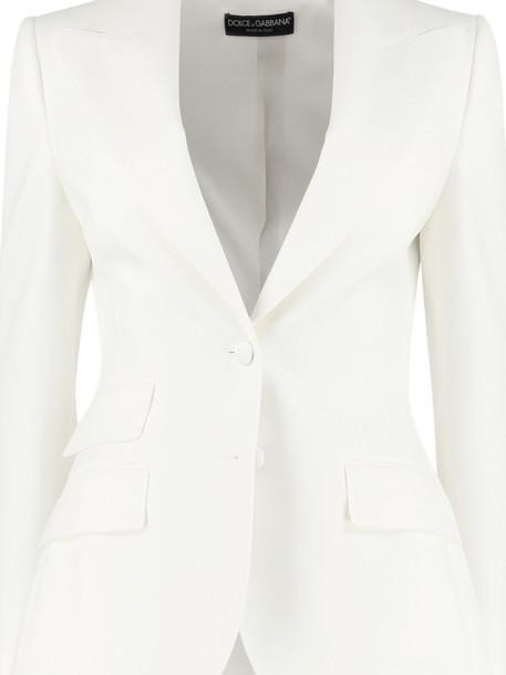 Dolce & Gabbana Single-breasted Two-button Blazer