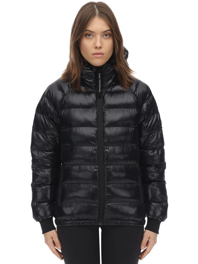 PEAK PERFORMANCE W Tomic Puffer Jacket in black