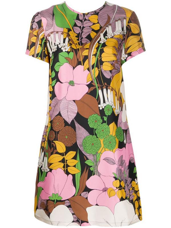 La Doublej Swing mini dress in pink