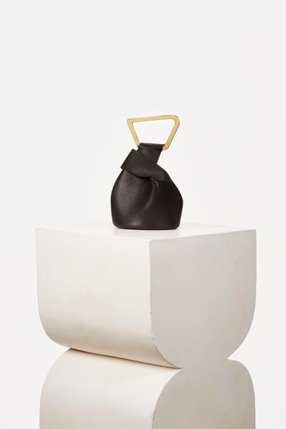 Cult Gaia Astraea Bag Mini - Black                                                                                               $288.00 USD