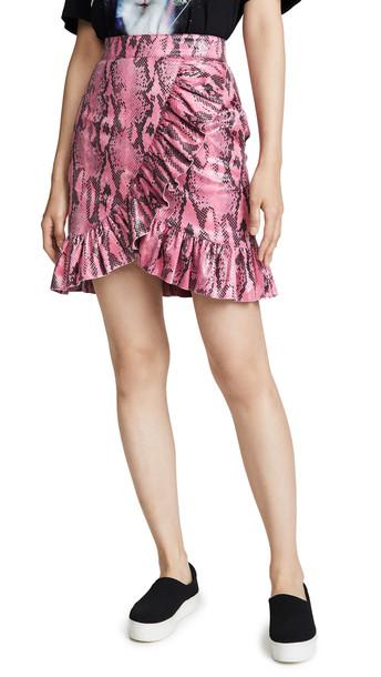 MSGM Python Skirt