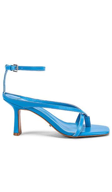 Tony Bianco Becca Sandal in Blue