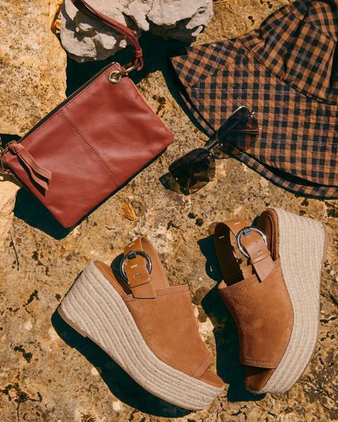 hat shoes bag