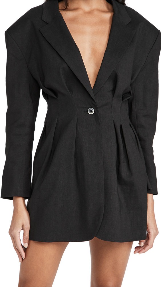Jacquemus Camargue Jacket in black