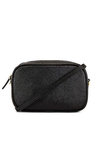 the daily edited Mini Cross Body Bag in Black