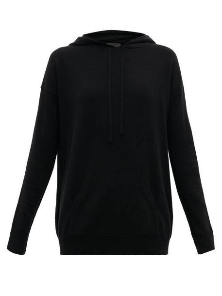 Nili Lotan - Selma Cashmere Hooded Sweater - Womens - Black