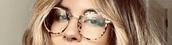 sunglasses,round eyeglasses