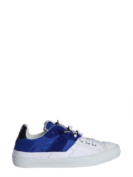 Maison Margiela Low Sneakers With Cap Toe
