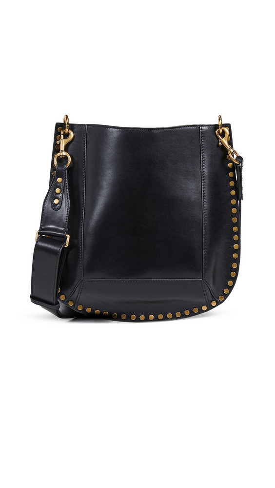 Isabel Marant Oskan New Hobo Bag in black