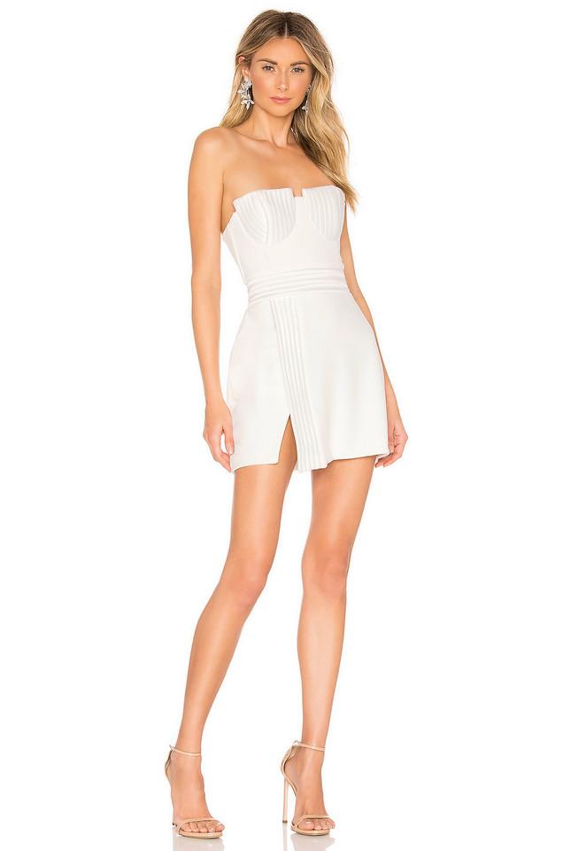 Zhivago Fairmont Dress in white