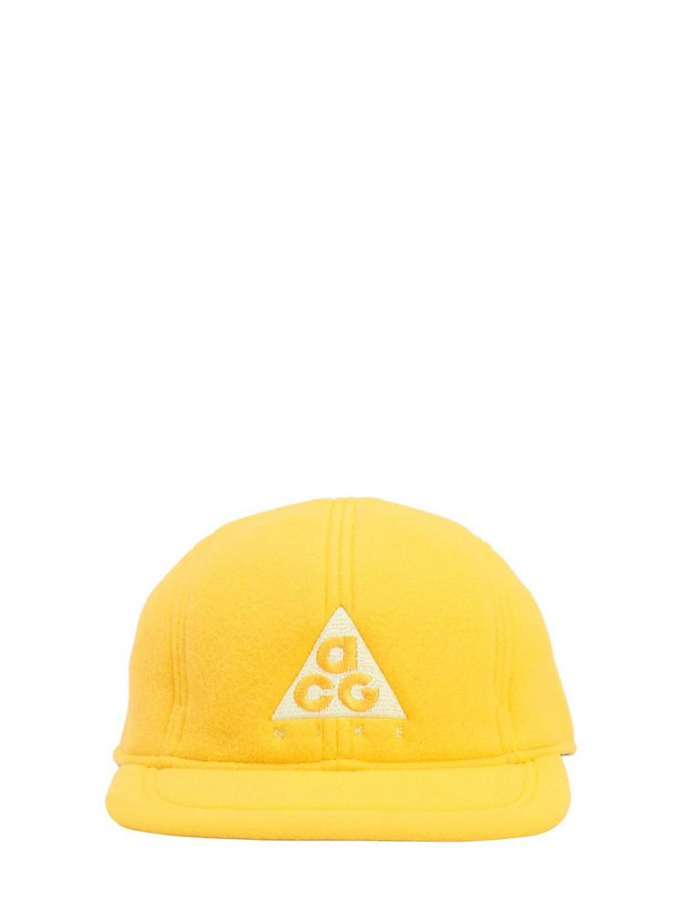 NIKE ACG Acg Technical Baseball Hat in gold