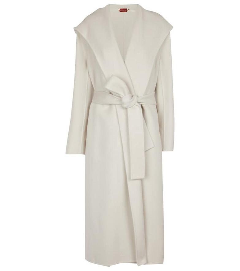 Altuzarra Alfred wool-blend coat in beige