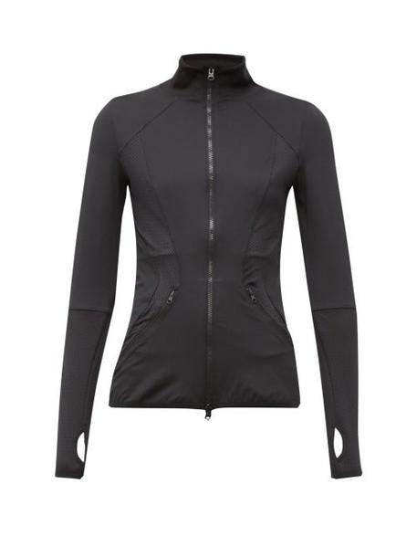 Adidas By Stella Mccartney - Performance Essentials Climalite Jacket - Womens - Black