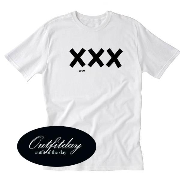 XXX 28cm Tshirt