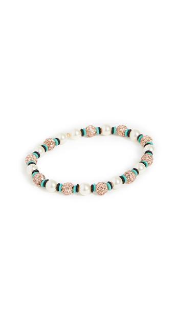Shashi Rombo Bracelet in multi