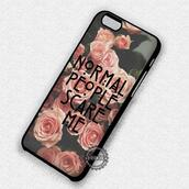 top,movie,american horror story,evan peters,quote on it,iphone cover,iphone case,iphone 7 case,iphone 7 plus,iphone 6 case,iphone 6 plus,iphone 6s,iphone 6s plus,iphone 5 case,iphone 5c,iphone 5s,iphone se,iphone 4 case,iphone 4s