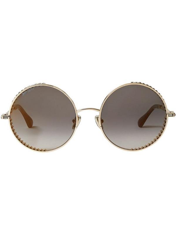 Jimmy Choo Eyewear Goldy sunglasses in grey