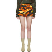 shorts,multicolor