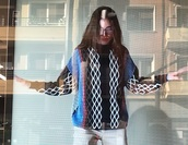 sweater,colorful,designer