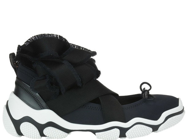 Red Valentino Sneakers in black