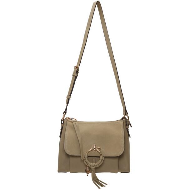 See by Chloé See by Chloé Green Small Joan Crossbody Bag