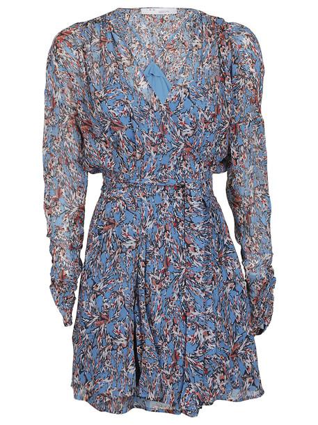 Iro All-over Print Dress