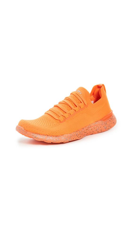 APL: Athletic Propulsion Labs TechLoom Breeze Sneakers in metallic