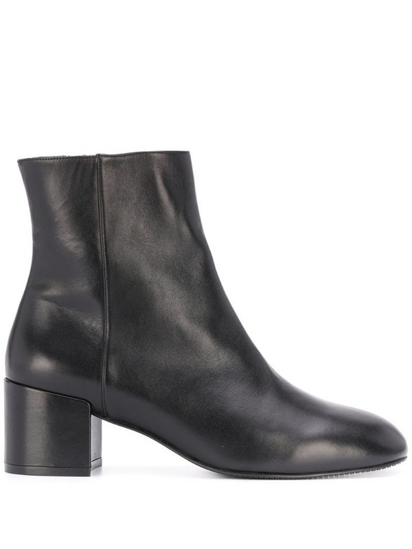 Stuart Weitzman Quartz 50mm ankle boots in black