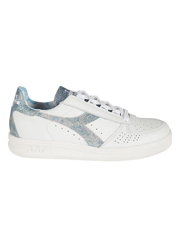 Diadora Heritage B.elite Paisley Sneakers in blue / white