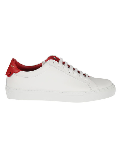Givenchy Urban Street Sneakers in red / white