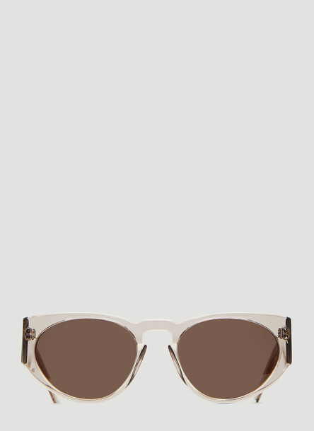 Andy Wolf Goran Sunglasses in Clear size One Size