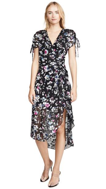 Parker Lizzy Dress in multi