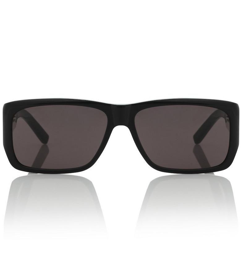 Saint Laurent SL 366 Lenny sunglasses in black