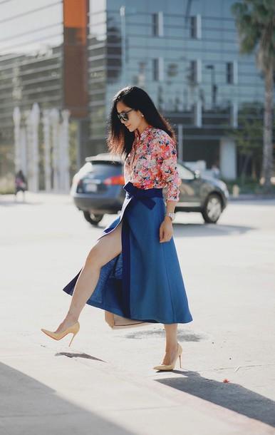 hallie daily blogger
