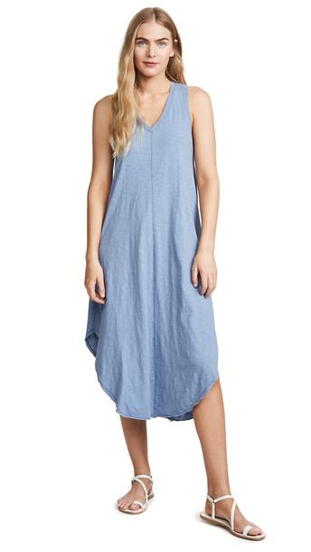 Z Supply The Reverie Dress in blue