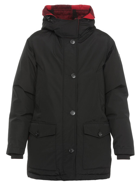 Woolrich Ws Reversible Parka in black