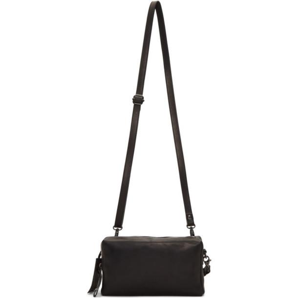 Marsell Black Scatofoglio 0160 Bag