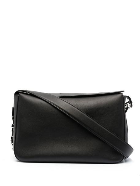 Karl Lagerfeld K/Letter medium shoulder bag in black