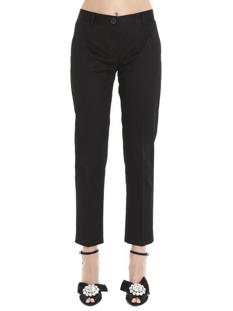 Dolce & Gabbana kate Pants in black