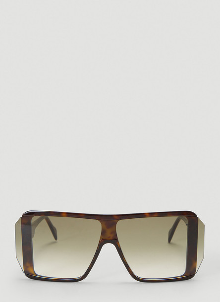 Andy Wolf Detweiler Sunglasses in Brown size One Size